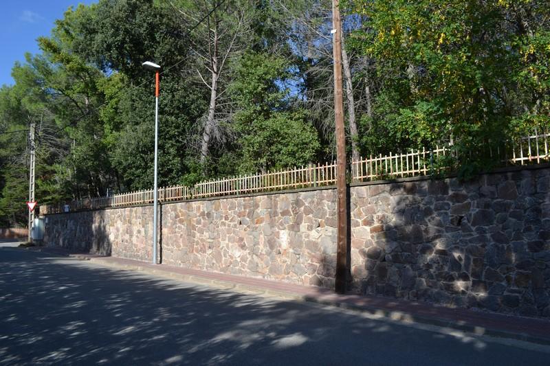 Terreny a Pla de Sant Llorenç (Matadepera)