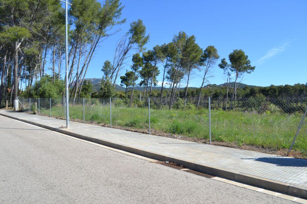 Terreny completament plà a l'Espardanyera! a Matadepera