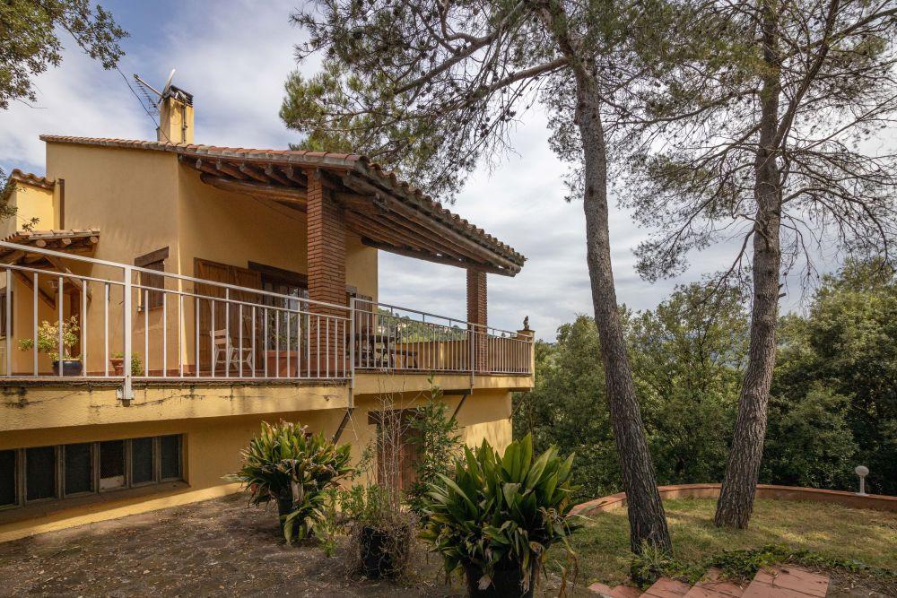 Casa rustica amb boniques vistes! a Matadepera
